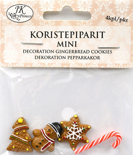 Koristepiparit mini 4kpl/pkt